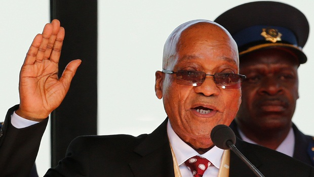President Zuma appoints judges