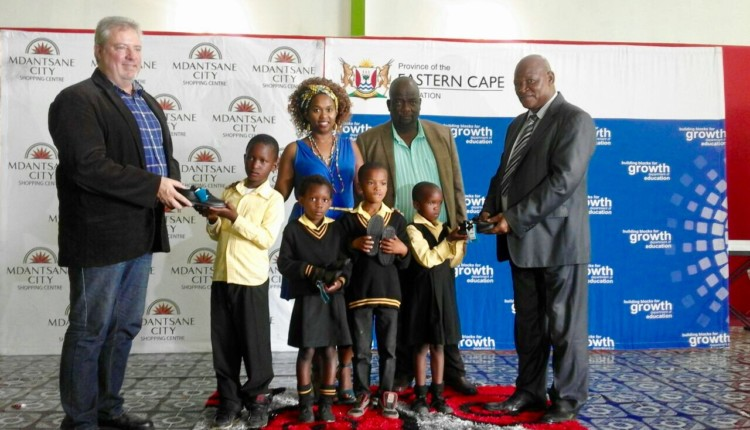 R100,000 in school shoes for underprivileged East London pupils
